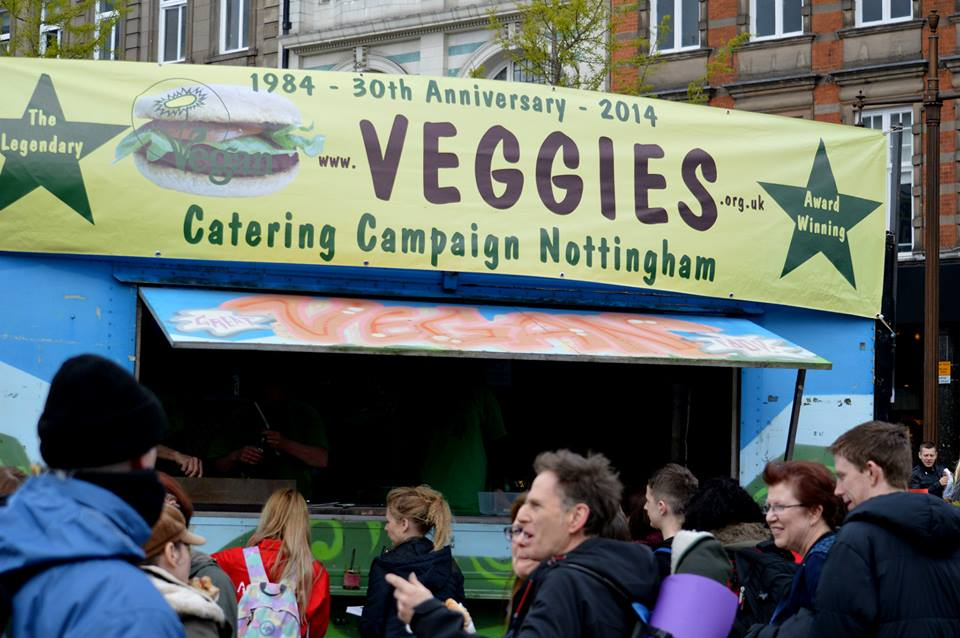 Veggies in Nottingham